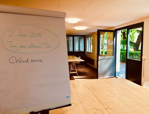 «Frischloft» – Coworking-Space in Appenzell öffnet die Türen