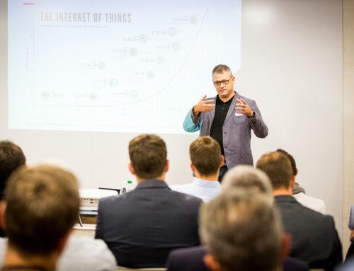 Eindrücke vom Frischloft «Ronde Tisch» zum Thema «Internet der Dinge»