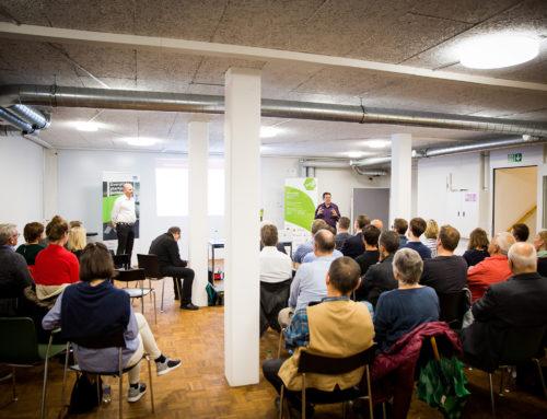 Eindrücke vom Frischloft «Ronde Tisch» zum Thema «KMU: digitalisiert eure Admin-Prozesse»